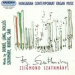 CD Hungarian contemporary organ music