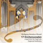 CD Die 17 Kirchensonaten Mozarts