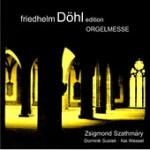 CD Friedhelm Döhl - Orgelmesse